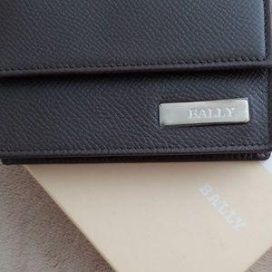 Bally Men's  Card Case